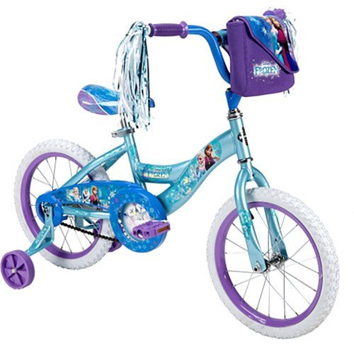 "#41395 Disney Frozen 16"" Bike"