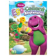 Barney: Egg-cellent Adventures (2010) by
