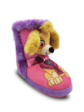 Nickelodeon Paw Patrol Character Slipper Bootie (Toddler Girls)