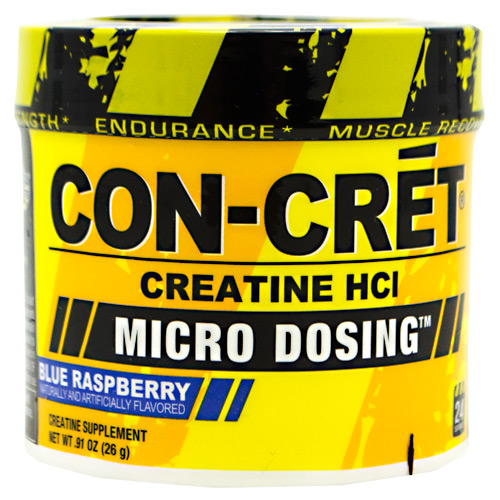 ProMera Sports Con-Cret - Blue Raspberry - 24 Servings - (Pack of 2)