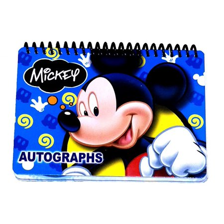 Disney Mickey Mouse Autograph Book](Graduation Autograph Books)