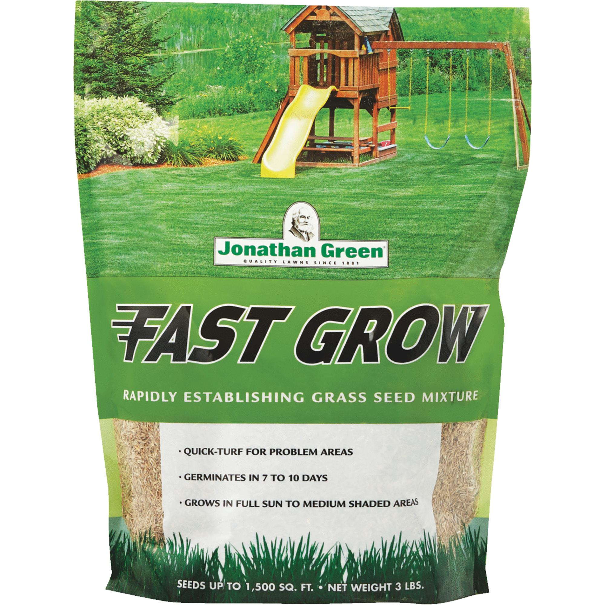 Jonathan Green Fast Grow Grass Seed Mixture