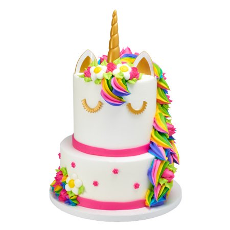 Unicorn Creations For Cake Design From Decoset