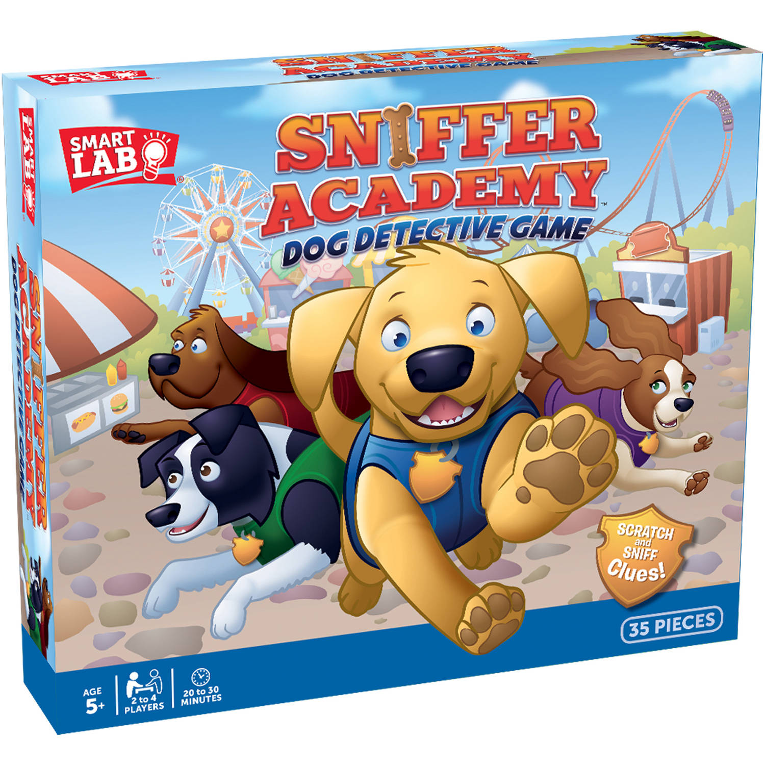 Smart Lab Toys Sniffer Academy Game by Smart Lab Toys