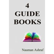 4 Guide Books - eBook