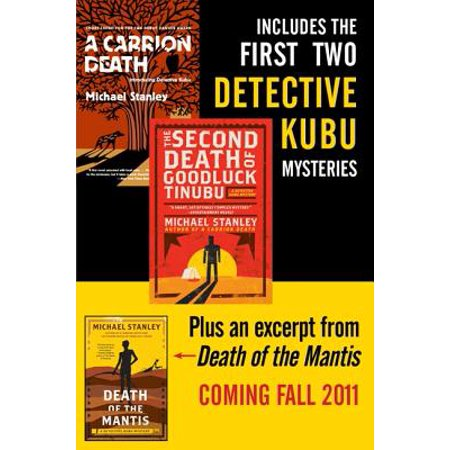 Michael Stanley Bundle: A Carrion Death & The 2nd Death of Goodluck Tinubu - eBook