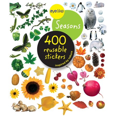 Eyelike Stickers: Seasons -