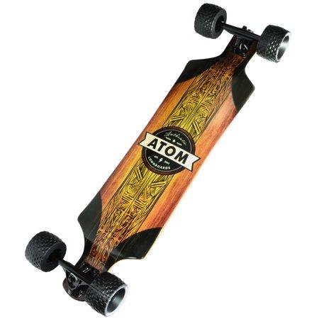 46 Inch Longboard - Atom All-Terrain Longboard - 39 Inch