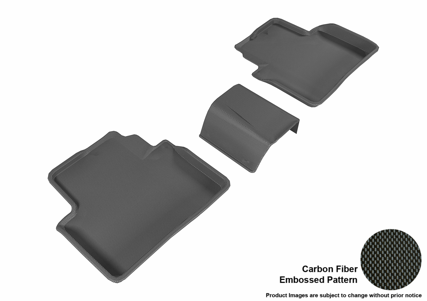 All Weather Floor Mats AUDI A4 S4 RS4 2009-2016 KAGU GRAY R1 R2 Maxpider