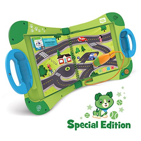 LeapFrog LeapStart Interactive Learning System for Preschool & Pre-Kindergarten: My Pal Scout - Online Special Edition, Green