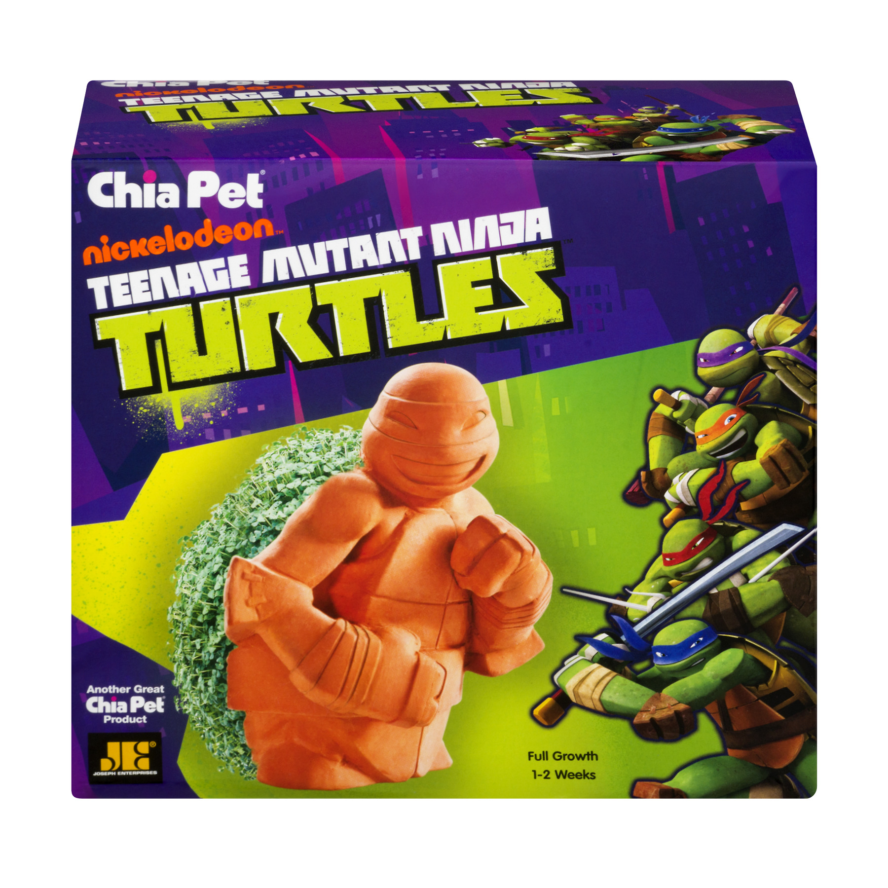 As Seen On TV Chia Pet Teenage Mutant Ninja Turtle