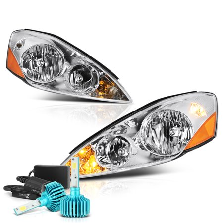 Vipmotoz Oe Style Headlight Headlamp Embly For 2006 2010 Toyota Sienna Minivan Driver Penger Side