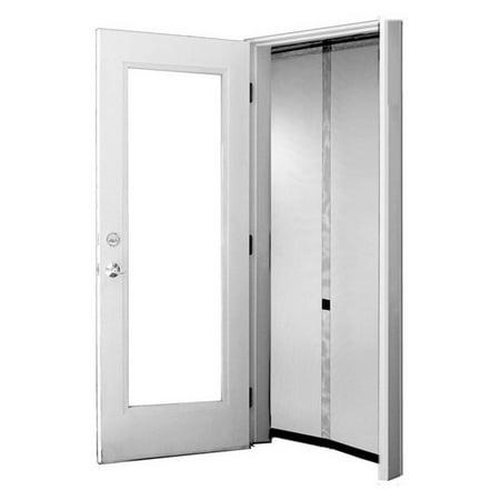 bug off instant screen door 30 w x 78 to 80 h. Black Bedroom Furniture Sets. Home Design Ideas