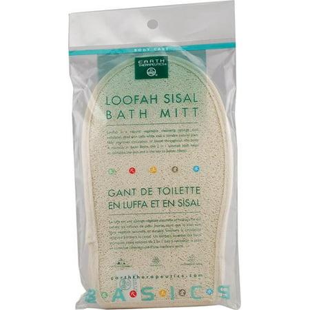 Earth Therapeutics Loofah Sisal Bath Mitt 1