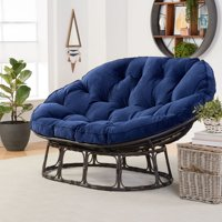 Better Homes & Gardens Papasan Bench with Cushion, Multiple Colors
