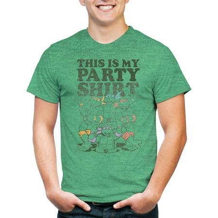 Men's Graphic Short Sleeve - Tmnt Shirt