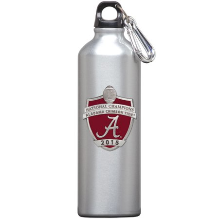 Alabama Crimson Tide 2015 16 College Football Champions Water Bottle