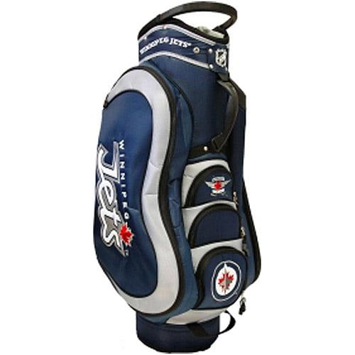 Team Golf NHL Winnipeg Jets Medalist Golf Cart Bag