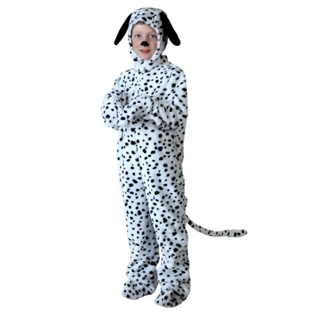 Kids Dalmatian Costume (Dalmation Puppy Costume)