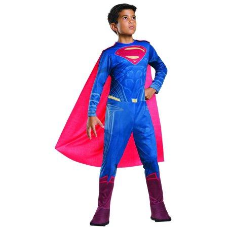 Superman Doj Boy Costume