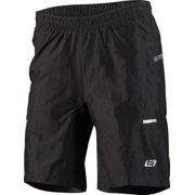 Bellwether Men's Ultralight Gel Baggies Cycling Short: Black SM