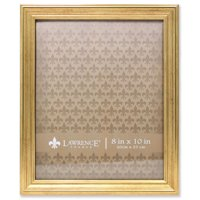 8x10 Sutter Burnished Gold Picture Frame