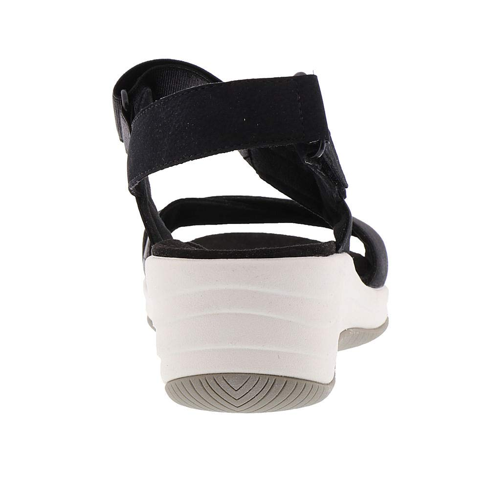 a300b0ec56de Easy Spirit - Easy Spirit Womens Darry3 Open Toe Casual Sport Sandals -  Walmart.com
