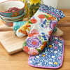 The Pioneer Woman Celia Oven Mitt & Pot Holder 2 pack Set