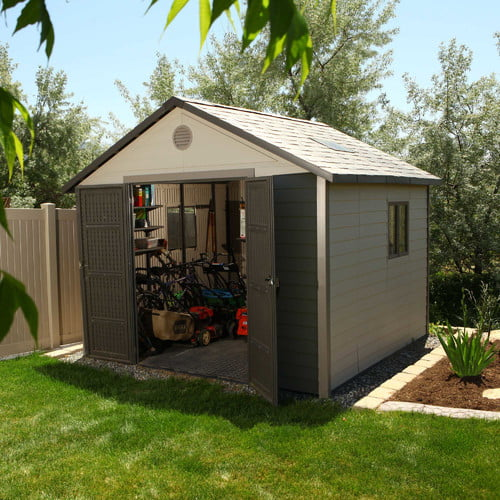 Lifetime 11' x 11' Shed by Lifetime