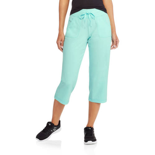 Athletic Works Women's Active Knit Capri by