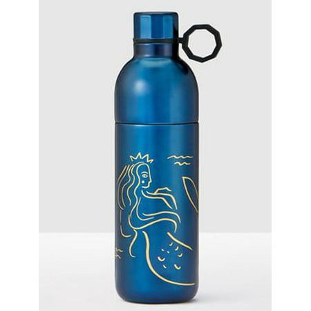 Starbucks Golden Siren Anniversary Collection Two-Piece Stainless Steel Water Bottle 20