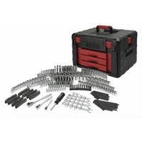 WORKPRO 320-Piece Mechanics Tool Set with Storage Case