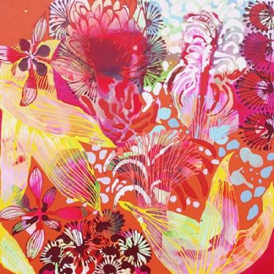 Posterazzi You Cant Catch Me Canvas Art - Sofie Siegmann (24 x 24)