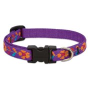 """Lupine Collars and Leads 51134 1/2"""" x 8-12"""" Spring Fling Collar"""