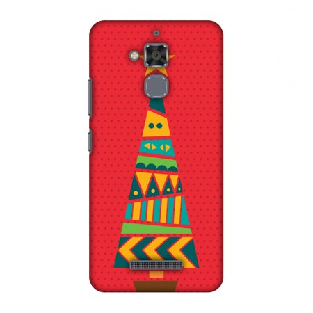 Asus ZenFone 3 Max ZC520TL Case - Christmas Cheer 2, Hard Plastic Back Cover. Slim Profile Cute Printed Designer Snap on Case with Screen Cleaning Kit ()
