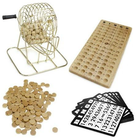 Brybelly Wooden Bingo Game](Fun Halloween Bingo Games)
