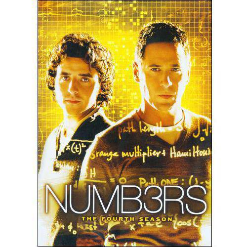 Numb3rs: The Fourth Season (Widescreen)