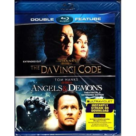 Angels & Demons / The Da Vinci Code (Blu-ray)