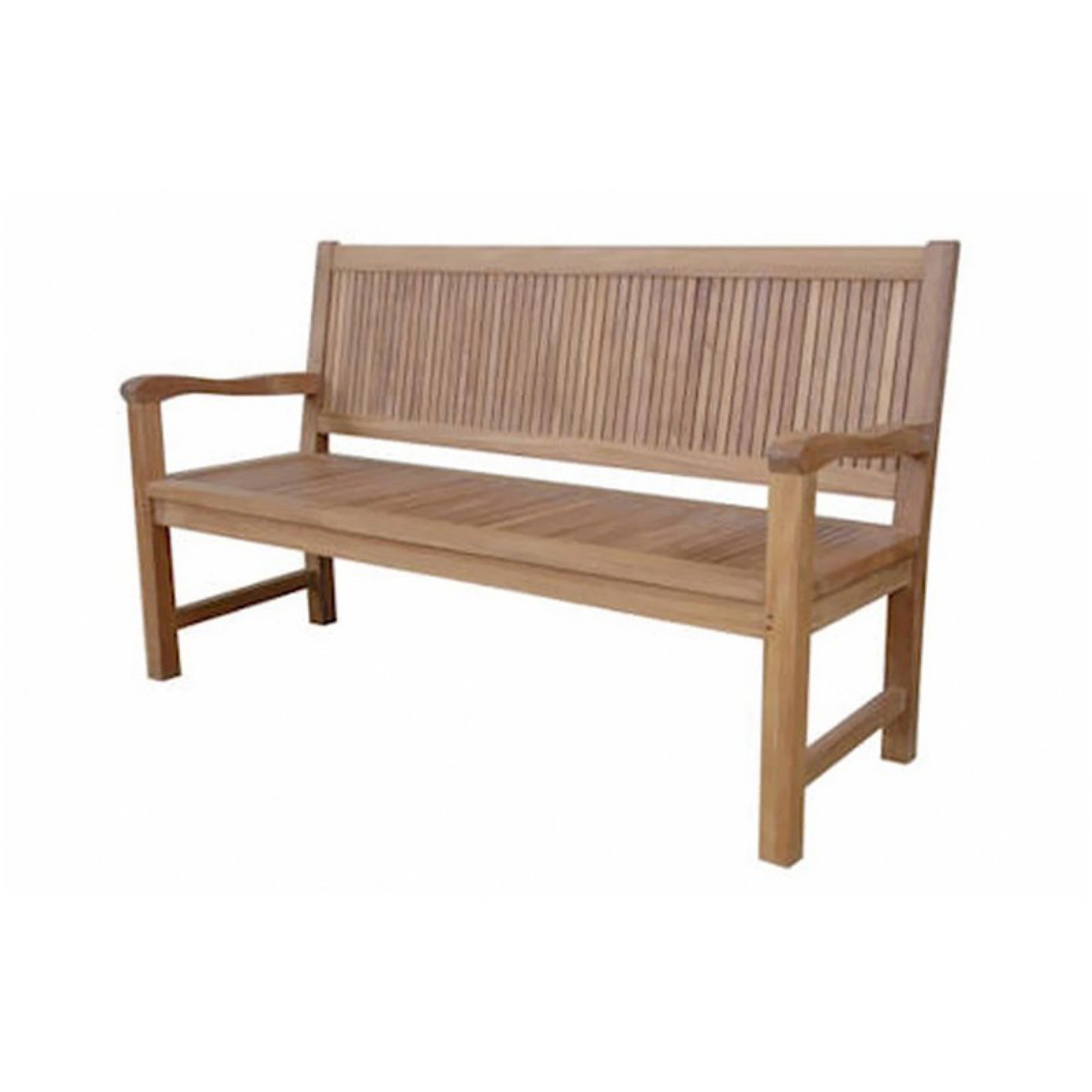 Anderson Teak Chester 3 Seat 4 .92 ft. Outdoor Bench by Anderson Teak