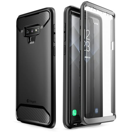 the latest 6f9b8 512b8 Samsung Galaxy Note 9 Case, Clayco [Xenon Series] Full-body Rugged Case  with Built-in 3D Curved Screen Protector for Samsung Galaxy Note 9 (2018 ...
