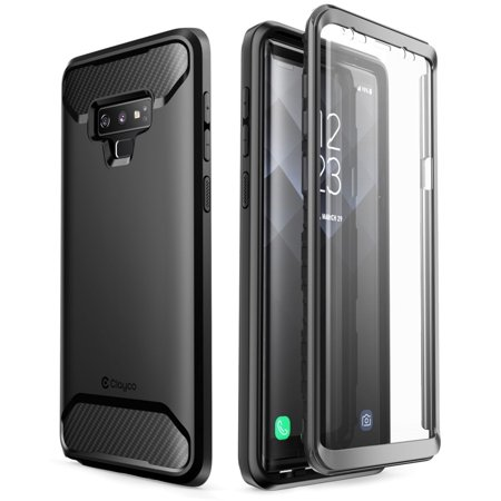 Samsung Galaxy Note 9 Case, Clayco [Xenon Series] Full-body Rugged Case with Built-in 3D Curved Screen Protector for Samsung Galaxy Note 9 (2018 Release)](samsung galaxy note 3 price in usa unlocked)