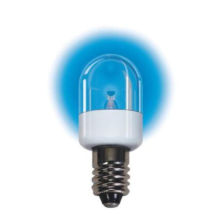 LUMAPRO 2FPA2 Miniature LED Bulb,LM2048CS,0.7W,T6,48V