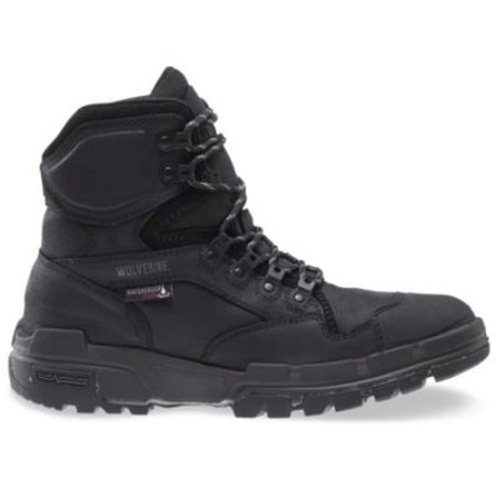 Wolverine Mens Durashocks Safety Boots - Wolverine Legend DuraShocks CarbonMAX® Safety Toe 6