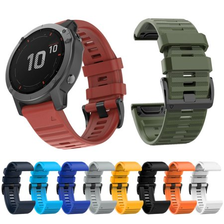 Suitable For Jiaming Fenix Silicone 26Mm Sports Watch Wristband 26Mm - image 4 of 8