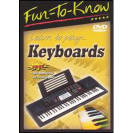 Fun-to-know - Keyboard Lessons for Beginners (DVD)