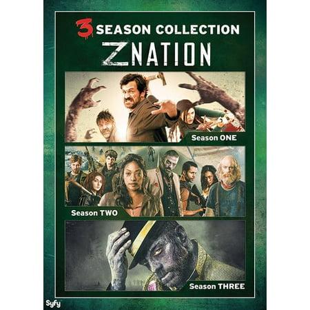 Z Nation: Seasons 1-3 (DVD) - Halloween Season Floor 13