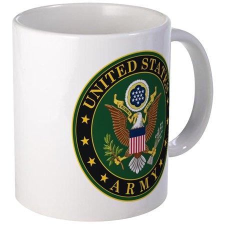 CafePress - U.S. Army Emblem Mug - Unique Coffee Mug, Coffee Cup CafePress