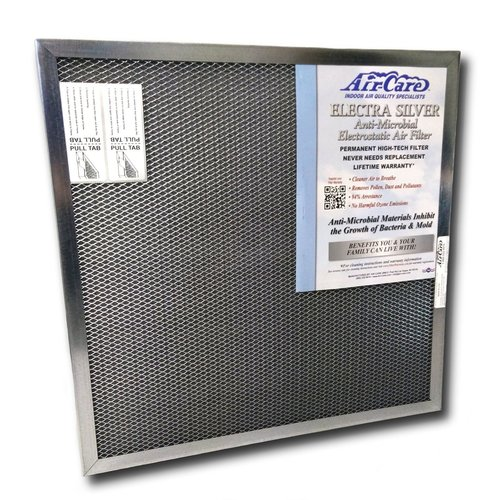 Air-Care Washable Electrostatic Air Filter for AC or Furnace