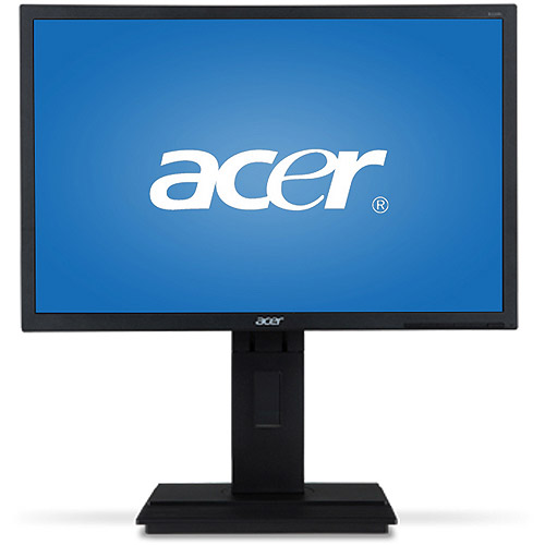 """Acer Professional 22"""" Widescreen LCD Monitor (B226WL ymdr Black)"""