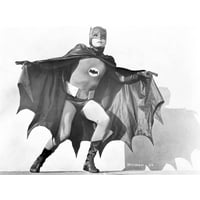 Batman Spreading Cape Print Wall Art By Movie Star News